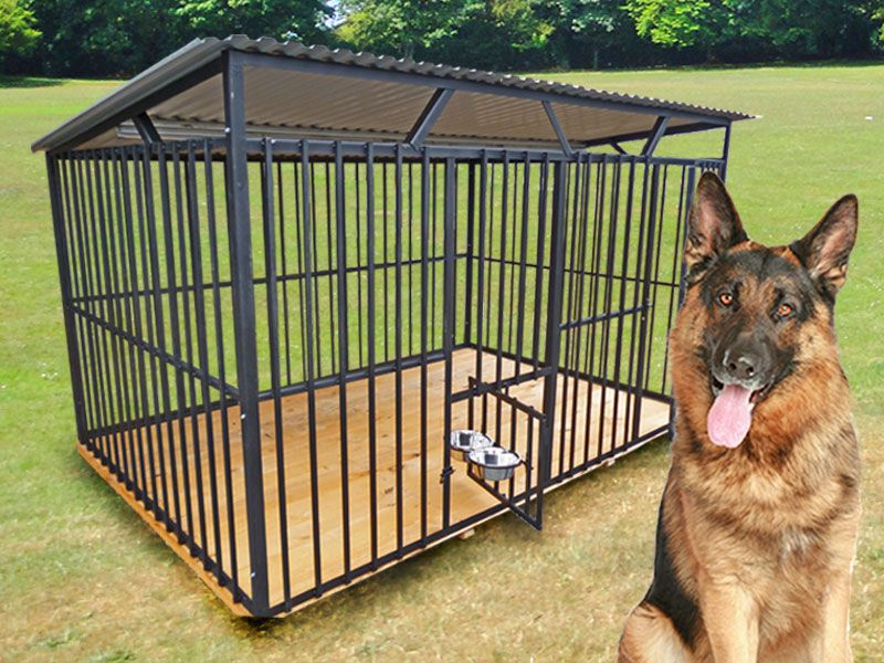 Najnowsze Kojec dla psa klatka kojce dla psów MAX 3x2 różne wymiary montaż NU69