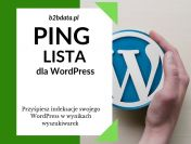 Ping Lista Dla WordPress